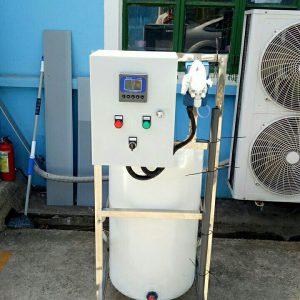 online chlorine dosing system in Pakistan